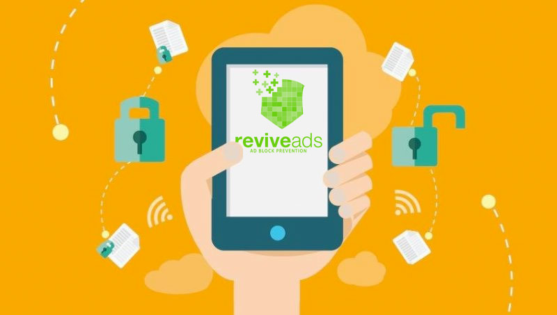 ReviveAds Mobile Header